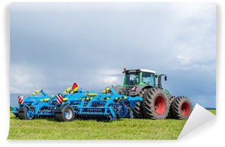 Fototapeta Pixerstick Traktor