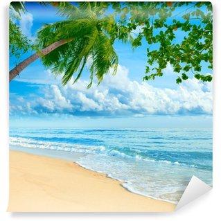 Vinylová Fototapeta Pláž