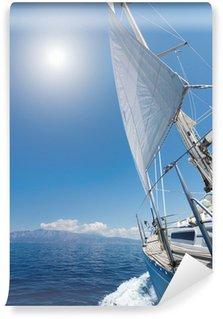 Vinylová Fototapeta Plavba na moři