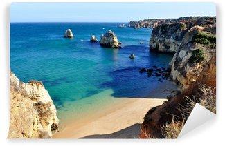 Vinylová Fototapeta Pláž v Algarve