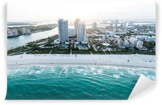 Vinylová Fototapeta Pláž v Miami