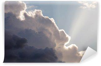 Fototapeta Winylowa Pochmurne niebo