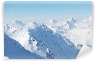 Fototapeta Winylowa Początek Alpach