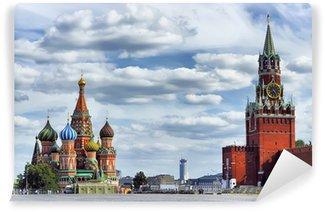 Vinylová Fototapeta Pohled na Červeného ploschad.Moskva