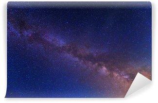 Vinylová Fototapeta Pohled na Mléčné dráze