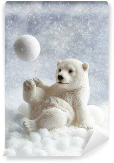 Vinylová Fototapeta Polar Bear dekorace