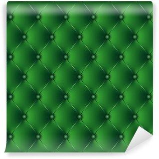 Vinylová Fototapeta Polstrovaný zeleno-1