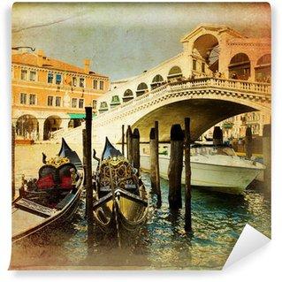 Vinylová Fototapeta Ponte di Rialto - Benátky
