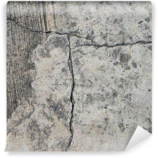Vinylová Fototapeta Popraskané konkrétní textury detailní pozadí.