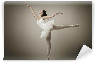 Vinylová Fototapeta Portrét baletka v baletu představovat