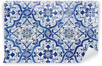 Fototapeta Winylowa Portugalski glazura, terakota
