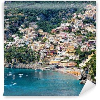 Vinylová Fototapeta Positano, Amalfi Coast, Itálie
