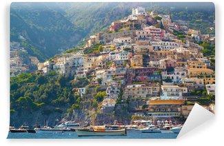 Vinylová Fototapeta Positano, Itálie