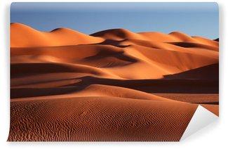Vinylová Fototapeta Pouštní duny
