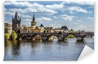 Vinylová Fototapeta Praha, Karlův most (Karlův Most)