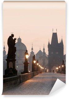 Vinylová Fototapeta Praha karluv most