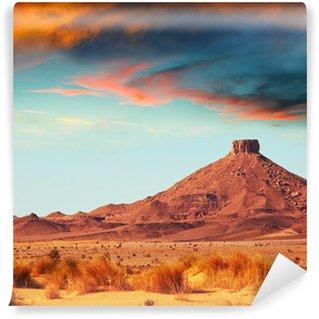 Vinylová Fototapeta Prairie v Maroku
