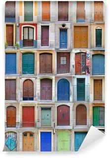 Vinylová Fototapeta Přední dveře Barcelona, Španělsko - Vol 2