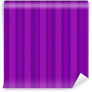 Vinylová Fototapeta Purple bezešvé geometrický vzor s čáry pixel.