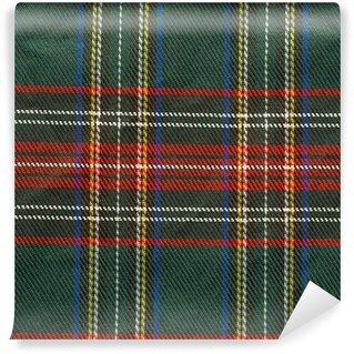 Vinylová Fototapeta Původní Scottish Tartan pozadí