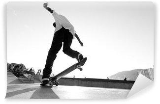 Vinylová Fototapeta Radikální Skate - skateboarding