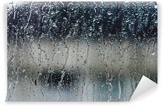 Vinylová Fototapeta Rainy Day