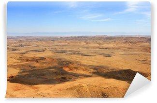 Vinylová Fototapeta Ramon kráter, Israel