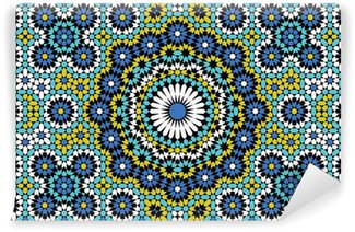 Vinylová Fototapeta Rashid Komplexní Ornament