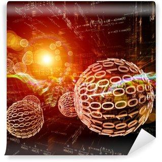 Fototapeta Vinylowa Realms of Mathematics