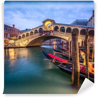 Vinylová Fototapeta Rialto Bridge in Venedig