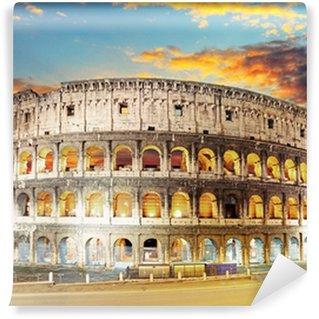 Vinylová Fototapeta Řím Koloseum
