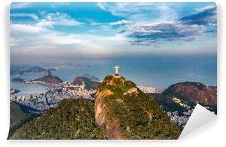 Vinylová Fototapeta Rio De Janeiro krajina