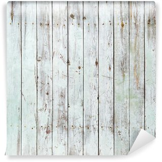 Fototapeta Winylowa Rocznik wina, tło białe drewniane ściany