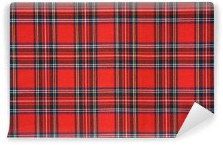 Vinylová Fototapeta Royal Stewart tartan