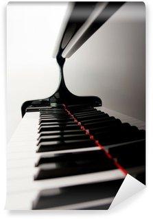 Vinylová Fototapeta Rozmazané Piano Keys