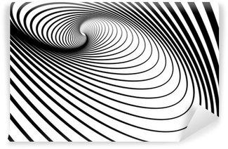 Fototapeta Winylowa Ruch wirowy Spiral. Streszczenie tle.