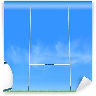 Vinylová Fototapeta Rugby konverze