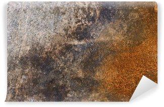 Vinylová Fototapeta Rusty metal texture