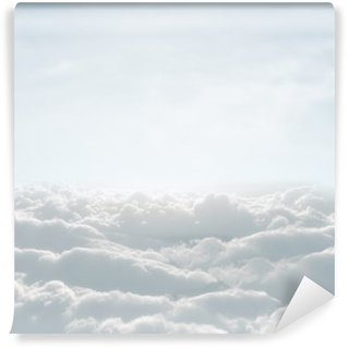 Vinylová Fototapeta S vysokým rozlišením oblohy s mraky