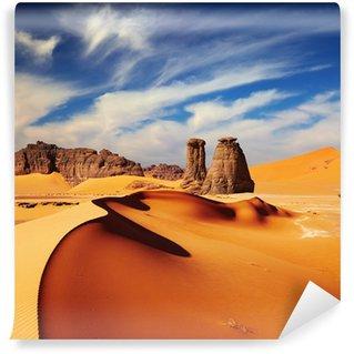 Vinylová Fototapeta Sahara Desert, Alžírsko