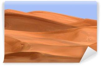 Vinylová Fototapeta Sahara písečné duny