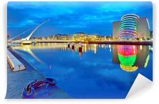 Vinylová Fototapeta Samuel Beckett Bridge v Dublinu