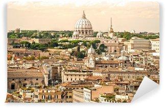 Vinylová Fototapeta San Peter, Řím, Itálie.