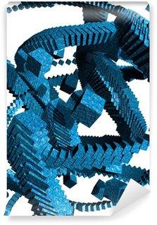 Vinylová Fototapeta Schody v MC Escher stylu