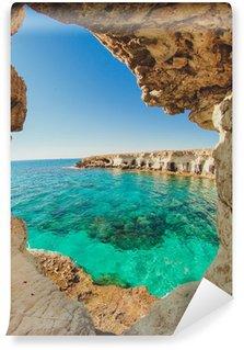 Vinylová Fototapeta Sea Caves