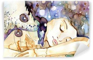 Fototapeta Winylowa Senne marzenia