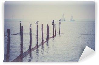 Vinylová Fototapeta Severní moře krajina