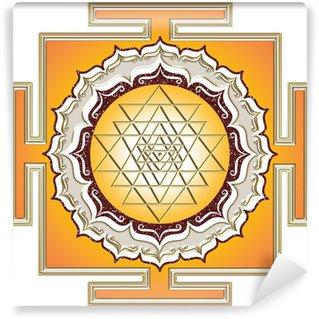 Vinylová Fototapeta Shri Jantra - Energie generátoru