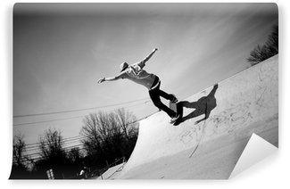 Vinylová Fototapeta Skateboard Ramp