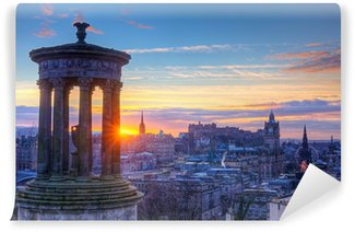 Vinylová Fototapeta Skotsko Edinburgh Calton Hill